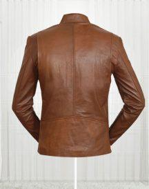 Iron Man Replica Brown Jacket