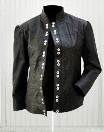 Women's Classic Biker Jacket