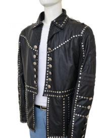 Superstar The Miz Black Jacket
