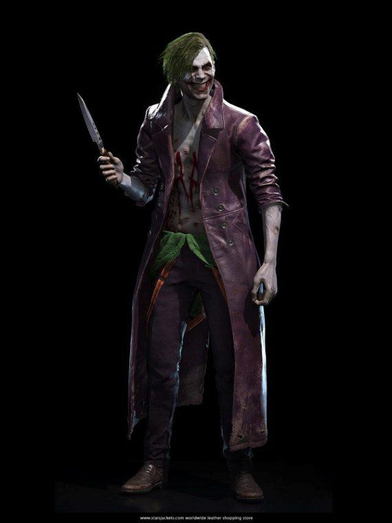 Joker-Injustice-2-Coat