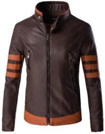 The Wolverine Hugh Jackman Brown Jacket
