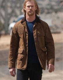 Thor Ragnarok Chris Hemsworth Jacket