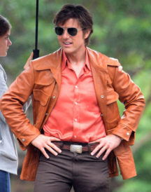 Tom Cruise Jacket in American Made
