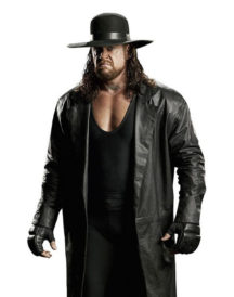 WWE The Undertaker Black Leather Coat