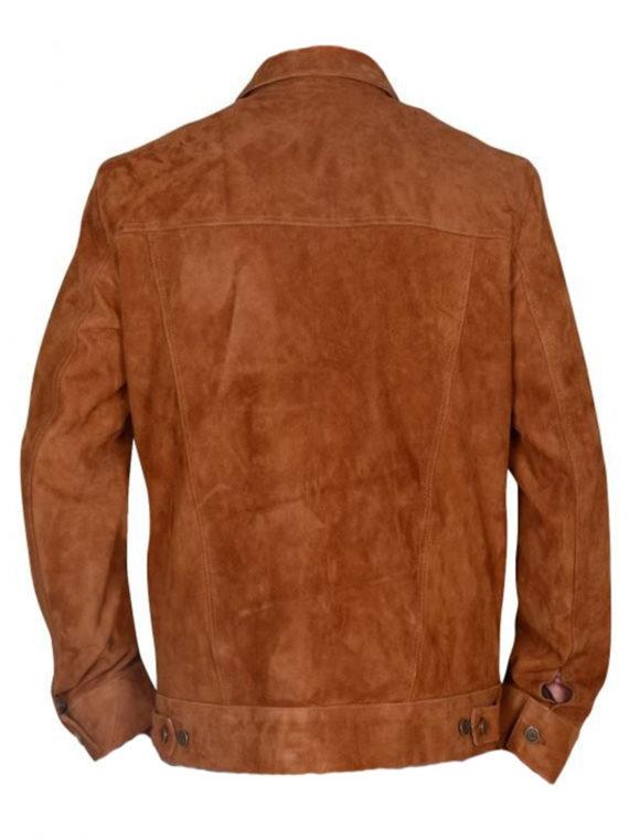 Wolverine 3 X Men Logan Suede Leather Jacket