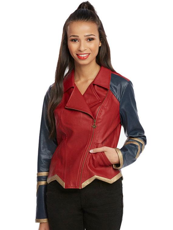 Wonder Woman Diana Prince Costume Jacket