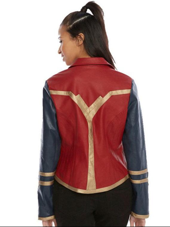 Wonder Woman Diana Prince Jacket