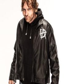 WWE Dean Ambrose Black Jacket