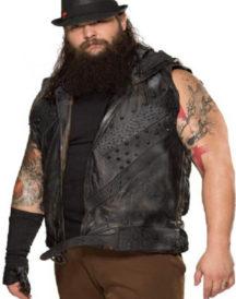 WWE Bray Wyatt Leather Jacket
