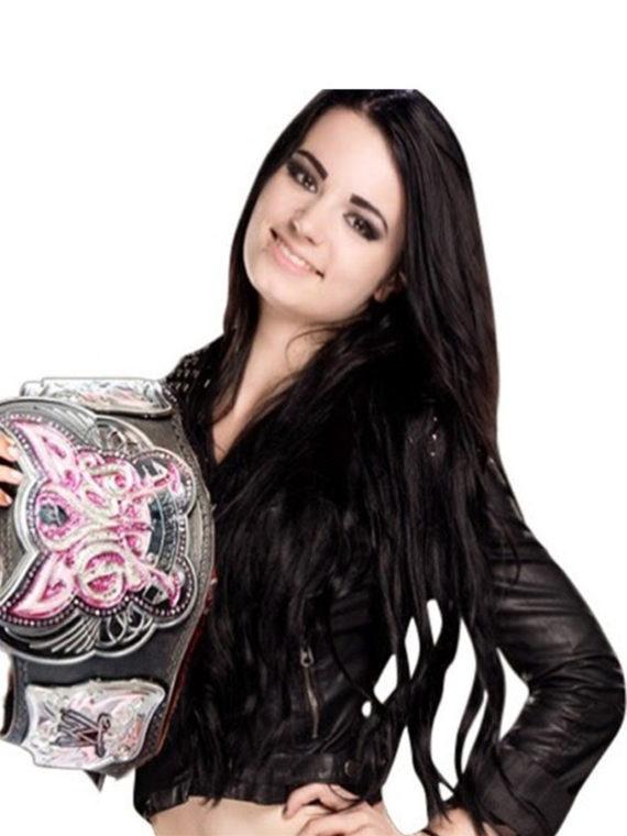 WWE Paige Jacket
