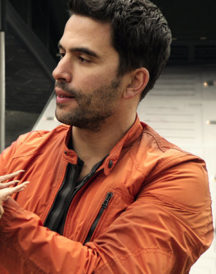 Lost in Space Ignacio Serricchio Jacket