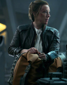 Lost in Space Molly Brown Jacket