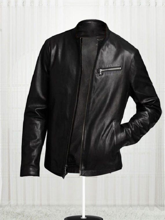 Agents Of Shield Grant Ward Nice Looking Black Jacket
