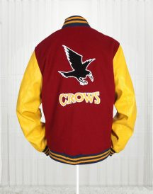 Amazing Clark Kent Varsity Letterman Crows Smallville Jacket