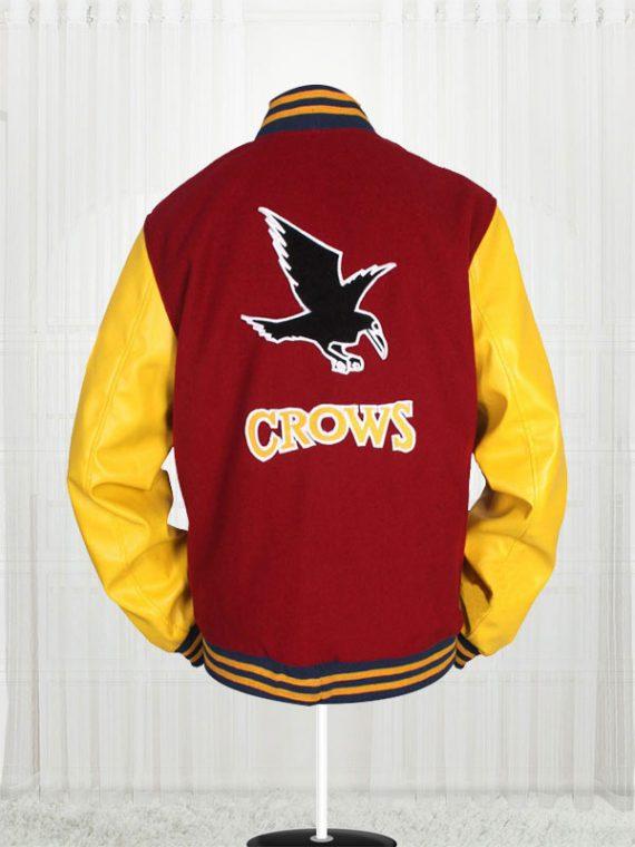 Amazing Clark Kent Varsity Letterman Crows Smallville Jacket
