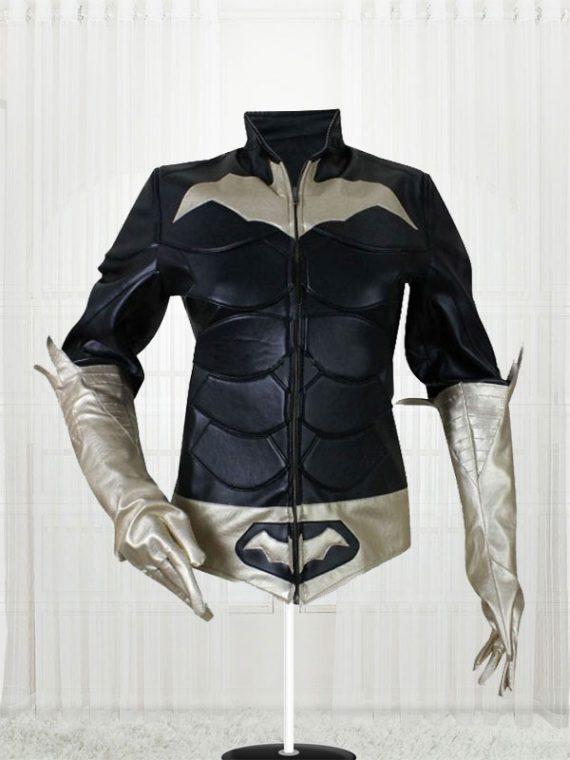 Batman Arkham Knight Batgirl Coustume Stylish Jacket