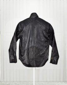 Batman Knight Black Leather Jackets