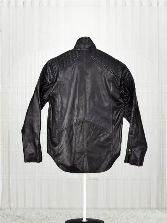 Batman Knight Black Leather Jackets