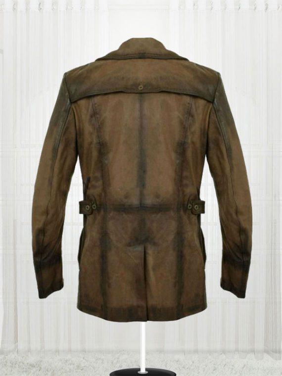 Batman V Superman Dawn of Justice Bat Brown Coat