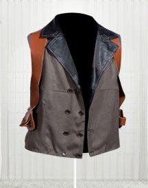 Booker Dewitt Bioshock Infinite For Men's Vest