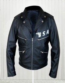 Bsa George Micheal Faith Stylish Leather Jacket