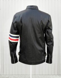 Captain America Easy Rider Black Jacket