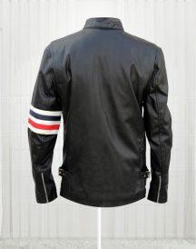 Captain America Easy Rider Black Jacket
