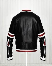 Chaser Box White Men's Motorcycle Leather Jackets