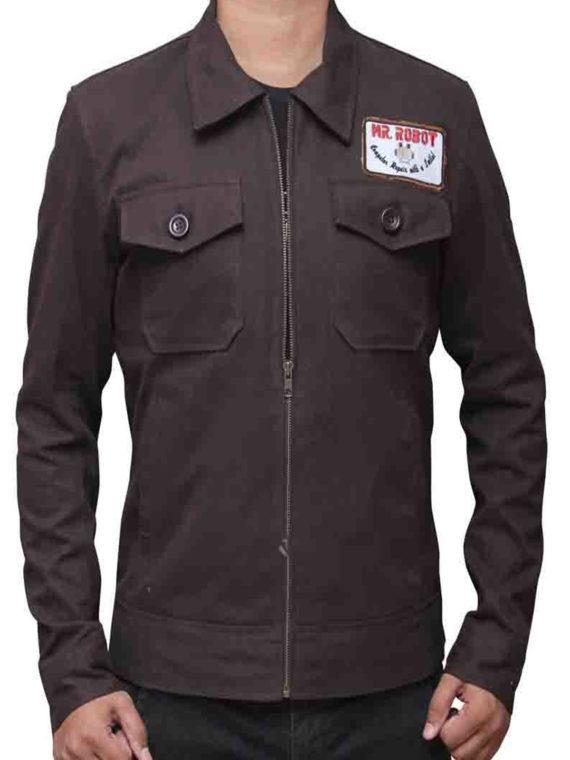 Christian Slater Robot Jacket