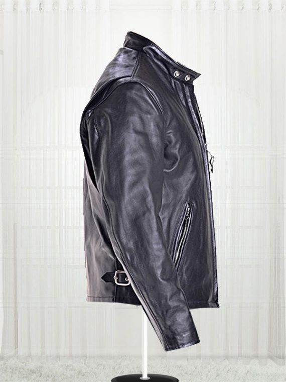Classic Racer Leather Motorcycle Jackets
