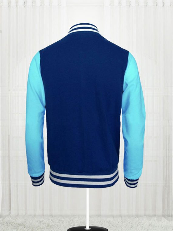 El Diablo Suicide Squad Letterman Varsity Fashion Design Jacket