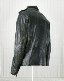 Green Goatskin off Best Quality jacket