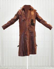 Guardians of The Galaxy Yondu Brown Coat