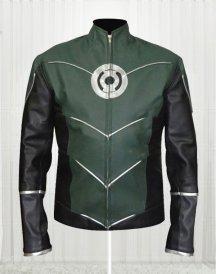 Hal Jordan Green Lantern For Men's Jacket
