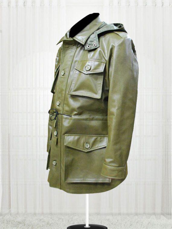 Killing Season Emil Kovac (John Travolta) Coat