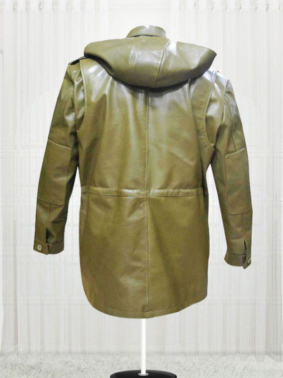 Killing Season Emil Kovac (John Travolta) Faded Green Coats