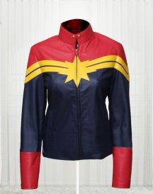 Marvel Carol Danvers Jacket
