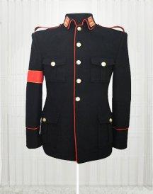 Michael Jackson Militry Black Jacket