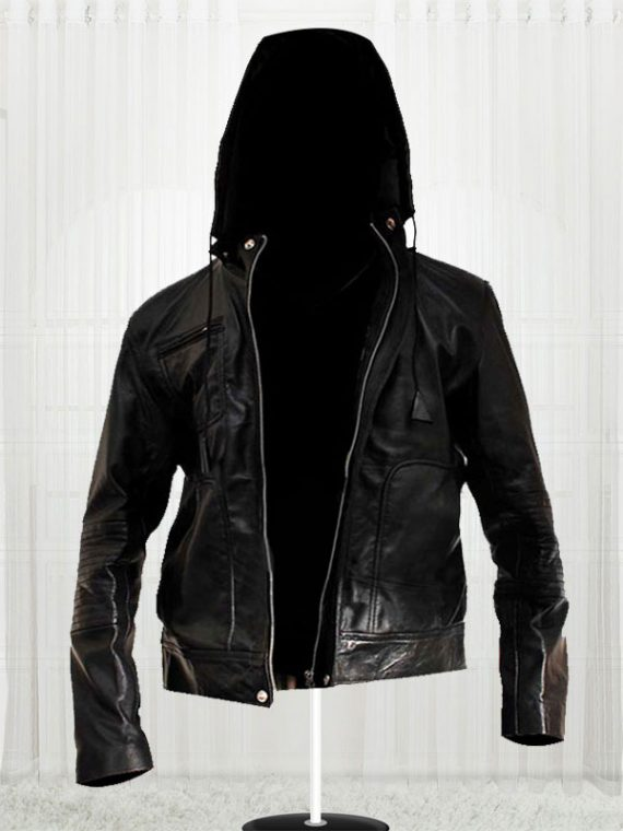 Mission Impossible 4 Tom Cruise Black Jacket