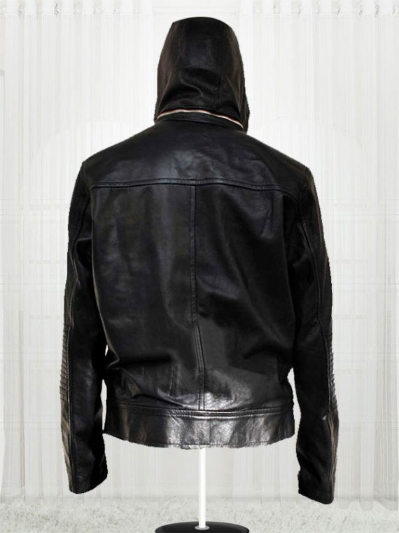 Mission Impossible 4 Tom Cruise Leather Jacket