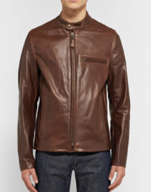 Perfecto 530 Cafe Racer Leather Jacket
