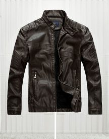 Slim fit Biker Motorcycle High Quality jacket