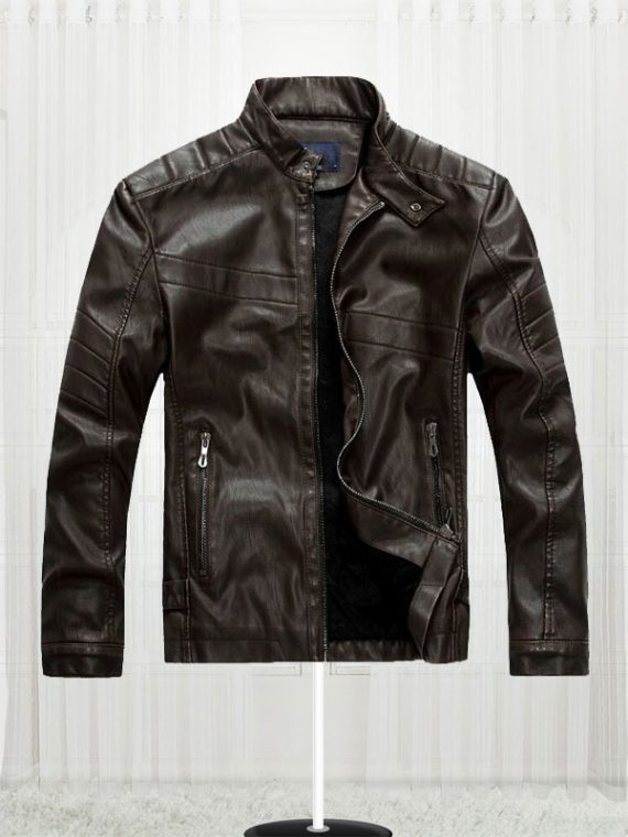Slim fit Biker Motorcycle High Quality jacket