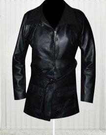 Sophia Bush Chicago PD Erin Lindsay Nice Looking Black Coat
