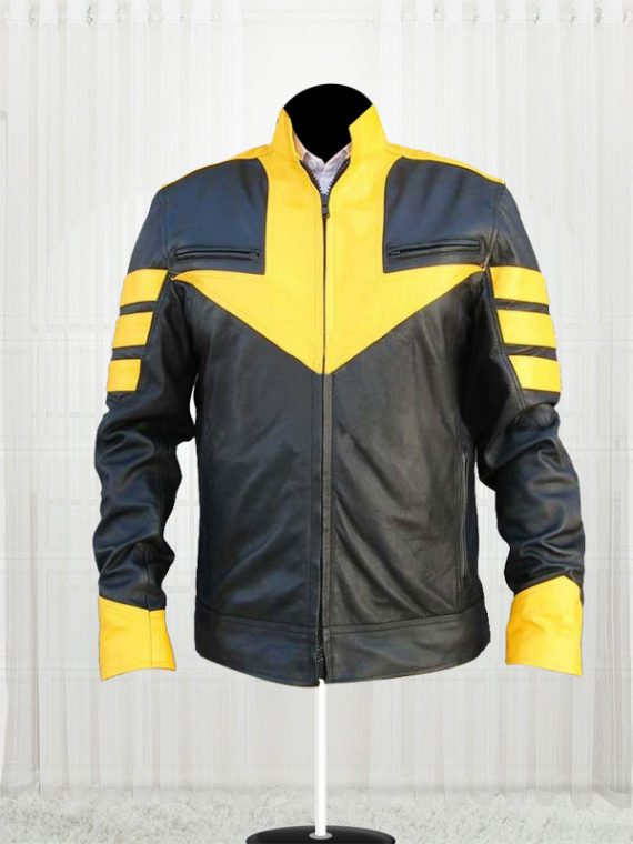 Space Battleship Yamato Movie Leather Jacket