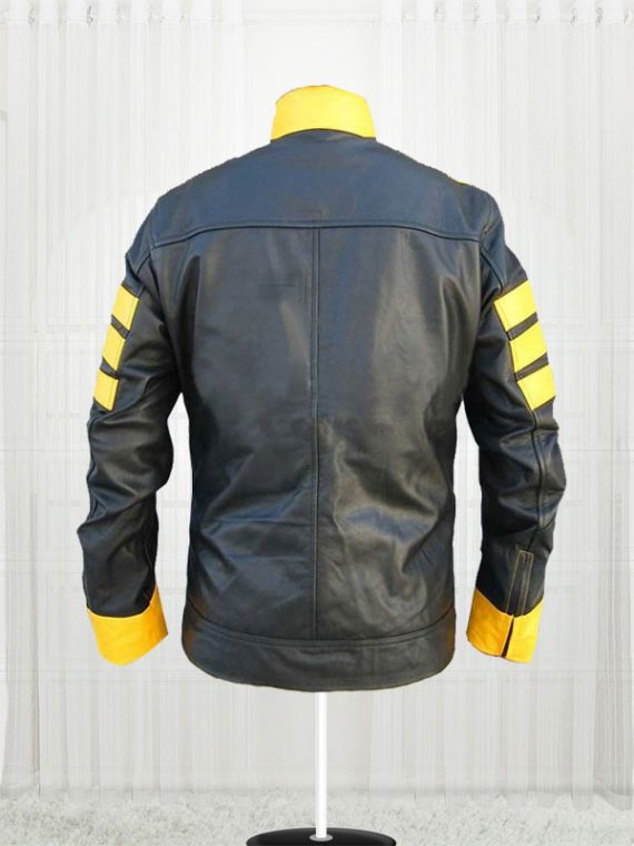 Space Battleship Yamato Movie Leather Jackets