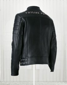 The Perfect Mix' Biker High Quality Black Leather Jackets