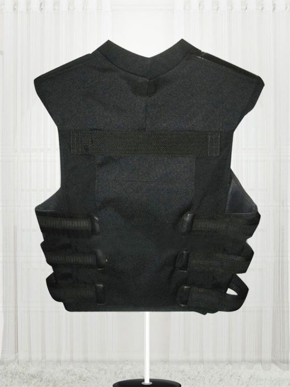 Thomas Jane Punisher Tactical Black Vests