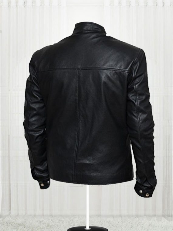 Vin Diesel Fast Furious Seven Stylish Leather Jacket