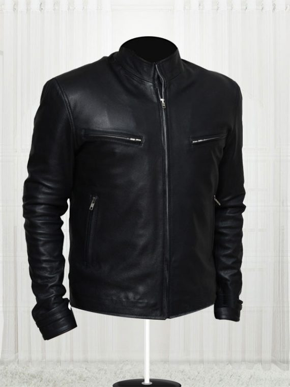 Vin Diesel Fast Furious Seven Stylish Leather Jackets